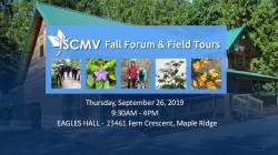 2019 Fall Forum & Field Tours photo