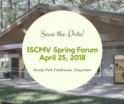 ISCMV Spring Forum photo