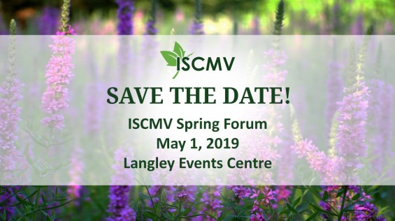 ISCMV Spring Forum 2019 photo