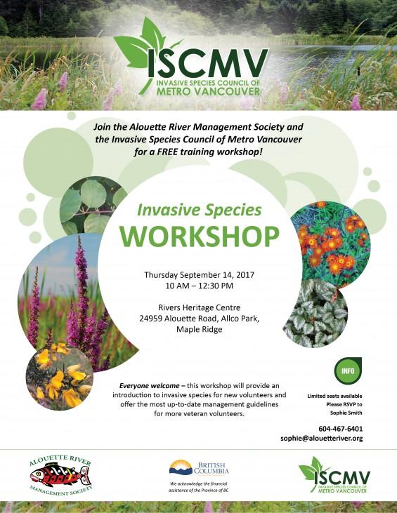 Invasive Species Workshop photo
